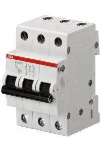 Автоматический выключатель ABB 203-C63 SH (2CDS213001R0634) (2CDS213001R0634) Автоматические выключатели - интернет - магазин Моя Лампа ™