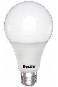светодиодная лампа DELUX BL 60 12Вт 3000K 220В E27 теплый белый - (90011749)