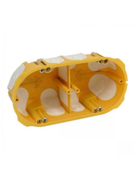 Коробка інсталяційна 60 ГК 2-а пл.л глиб (2/40шт) KOPOS для пустотілих стін (KPL 64-50-2LD) Коробки монтажні - інтернет - магазині Моя Лампа ™