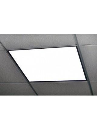 світильник світлодіодний офісний DELUX LED PANEL 43 36Вт 6500K 3000 Лм (595 * 595) opal - 90015667 (90015667) Світильники для торгових приміщень і офісів - інтернет - магазині Моя Лампа ™