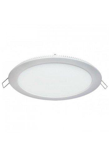 Светодиодная панель Lezard  круглая-18Вт внутренная (225/205) 4200K, 1440 люмен - (442RRP-18) (442RRP-18) Светильники для торговых помещений и офисов - интернет - магазин Моя Лампа ™