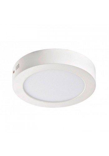 Светодиодная панель Lezard  круглая-18Вт накладная (220) 4200K, 1440 люмен - (442SRP-18) (442SRP-18) Светильники для торговых помещений и офисов - интернет - магазин Моя Лампа ™