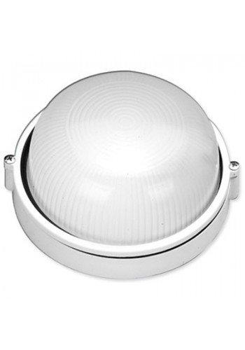 світильник настінний MAGNUM MIF 010 100W E27 білий IP 54 - (10042324) (10042324) Світильники для ЖКГ і промислові - інтернет - магазині Моя Лампа ™