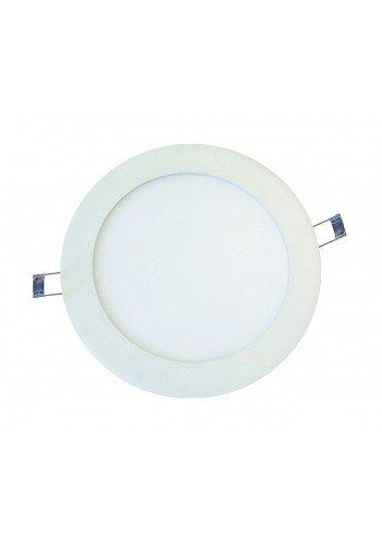 Светодиодная панель DELUX внутренная CFR LED 18 4100К 18 Вт 220В круг (225/210) 1260 Лм - (90001551) (90001551) Светильники для торговых помещений и офисов - интернет - магазин Моя Лампа ™