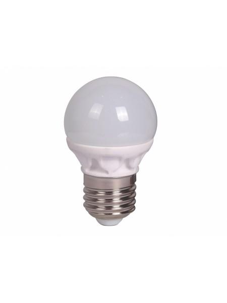 светодиодная лампа DELUX BL50P 7Вт 4100K 220В E27 белый_ - (90011759) (90011759) Светодиодные лампы - интернет - магазин Моя Лампа ™