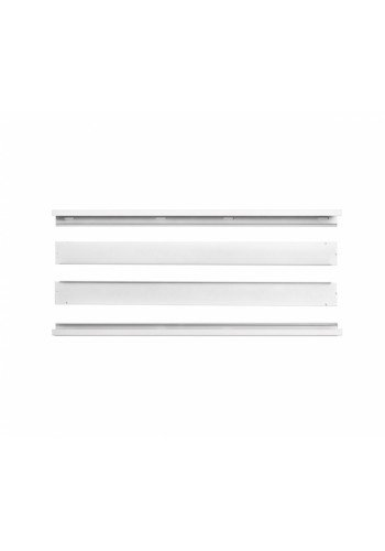 DELUX Рамка накладного монтажу до LED панелей (белая) - (90011637) (90011637) Светильники для торговых помещений и офисов - интернет - магазин Моя Лампа ™